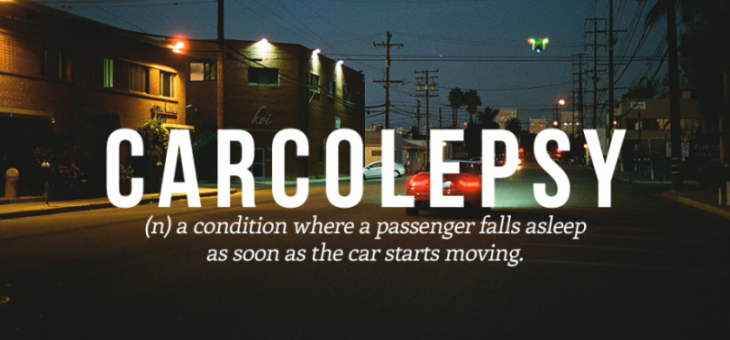 A Case of Carcolepsey