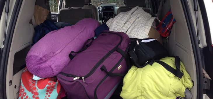 The Art of Packing a Car