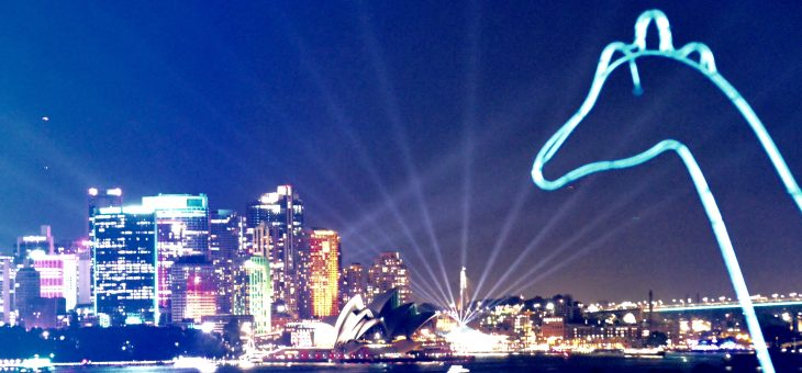 Vivid Sydney and a Light for Wildlife
